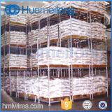 Lager-Gerät, das Stahlladeplatten-Pfosten-Zahnstange stapelt