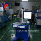 Jieda выдвинуло машину маркировки лазера волокна конструкции для глубоко высекать