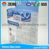 Fabricante transparente de China del rectángulo del empaquetado plástico