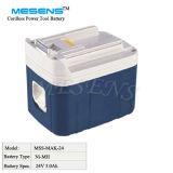 Drahtlose Werkzeug-Batterie-drahtlose Bohrgerät-Batterie für Makita 24V 3.0ah