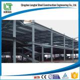 Costruzione prefabbricata del magazzino della costruzione della struttura d'acciaio
