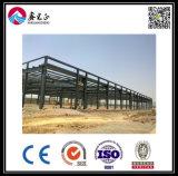 鉄骨構造のSandwichiのパネルの研修会か倉庫または工場(ZY376)