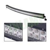 도로 LED 빛에 의하여 구부려지는 바 떨어져 10-30V 288W 50inch 크리 말