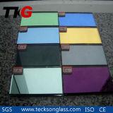 Vidro de alumínio do espelho do espelho 1.5-6mm com certificado do Ce