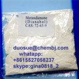 Polvere grezza steroide orale Halotestin di Fluoxy per forma fisica