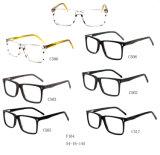 Het populaire In het groot Frame van de Glazen van de Frames van het Oogglas Eyewear van de Acetaat van de Voorraad Optische Optische F164