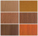 Bobine en aluminium en bois de qualité avec l'enduit du PE PVDF pour décoratif