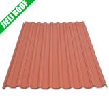 Нагрузка нося Corrugated пластичный лист крыши