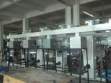 Chengheng Computer-Hochgeschwindigkeitsgravüre-Drucken-Maschine (drei Motoren)