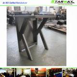 Fabricação de metal da folha da alta qualidade da tabela do metal da precisão