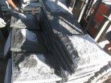 Carrelage foncé gris foncé de granit d'Impala foncé du granit G654/granit de Padang/Stone/Staircase/Steps/Palisadens de pavage