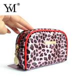 Heißer verkaufender wasserdichtes wildes Leopard-Muster-kosmetischer Luxuxbeutel