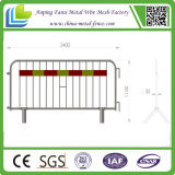 Красный цвет и Yellow Road Traffic Fence Barrier для Sale