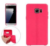 Ligne cas de téléphone mobile de qualité de Hight pour la note 7 de galaxie de Samsung