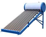 Calefator de água solar do coletor solar de câmara de ar de vidro de sistema de energia solar da baixa pressão