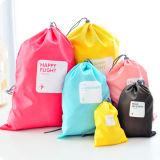 Изготовленный на заказ шнур притяжки резвится мешок Backpack для промотирования