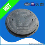 En124 B125 China Lieferanten-Wasser-Becken-Abwasserkanal-Einsteigeloch-Deckel