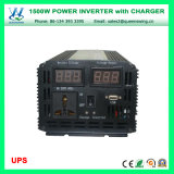 invertitore Inversor Cargador (QW-M1500UPS) di potere del caricatore dell'UPS di 1500W DC12V/24V AC110V/220V