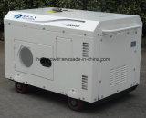 Générateur silencieux portatif 5kw de moteur diesel pour la maison