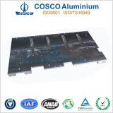 CNC 기계로 가공을%s 가진 전자공학을%s 알루미늄 주문을 받아서 만들어진 알루미늄 열 싱크