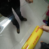آمنة وواضحة بلاستيكيّة منتوجات [بفك] طعام لفاف فيلم [بفك] لفاف فيلم