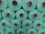 750mmの緑色のサイレージの覆いのフィルムか農業のストレッチ・フィルムまたは干し草ベール覆いのフィルム