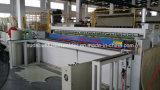 Macchina piegatubi PP/HDPE/PVC/PVDF/Pph/Ppn della lamiera sottile automatica di Zw2000