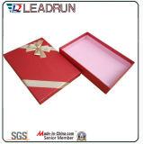 A caixa de embalagem de papel do cartão para o revestimento de poeira do revestimento do vento do revestimento das calças Terno-Veste o vestido das mulheres, pano dos homens do desgaste de homens (Lp041)