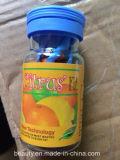Etiqueta confidencial que Slimming a cápsula apta da perda de peso do citrino dos comprimidos