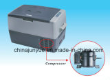 60L DC 12V 24V 세륨 Mobile Car Refrigerator