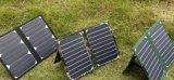 Chargeur solaire de voyage de batterie solaire avec CE FCC approuvé