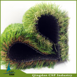 庭および景色のための緑の人工的な泥炭の草の芝生