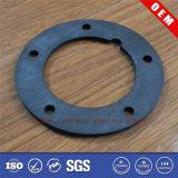 Anel de borracha do selo do silicone feito sob encomenda do OEM para a indústria