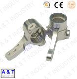 O alumínio forjou a peça sobresselente da maquinaria da urdidura do laço
