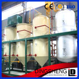 Автоматический Deguming обесцвечиванием Дезодоризация Нефтяное оборудование
