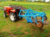 Máquina segador de patata para 12HP-70HP 4 la rueda Tracotor, 4ud-1 modelo