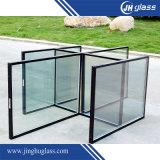 6mm+16A+6mm hellgraues  Gleitbetrieb Isolierglas