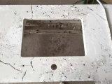 Белизна Carrara отрезала по заданному размеру сляб кварца каменный большой