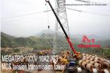 Torretta della trasmissione di tensionamento di Megatro 1000V 10A2 Jc3 MCS