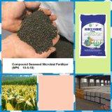 Fertilizante NPK do composto do fertilizante da alga bio