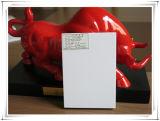 Panneau à haute densité de mousse de PVC du blanc 12mm pour le Module, bordant