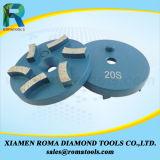 Диски диаманта Romatools меля для бетона армированного
