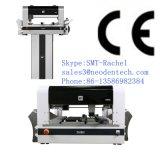 Selección de Mounter SMT de la viruta y cadena de producción de escritorio visuales de la máquina SMT del lugar