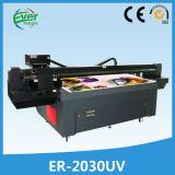 Imprimeur UV de Digitals de qualité de mur de toile à plat de papier