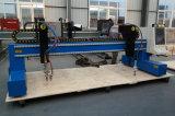 Bock-Typ CNC-Ausschnitt-Maschine für Metall