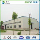 Edifícios de aço pré-fabricados galvanizados quentes para a venda