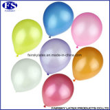 Customzid druckte preiswerten runden Standardballon für Partei, Ereignis, Geburtstag, Festival-Dekoration