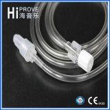 2 rubinetto di chiusura di modo di modo 3 sterilizzato con o senza il tubo di estensione