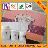 Colle adhésive liquide blanche de fournisseur de la Chine pour le film stratifié