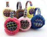 형식 다채로운 한국 작풍 Fuax 모피 귀덮개